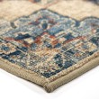 Product Image of Tan, Blue Traditional / Oriental Area Rug