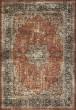 Product Image of Rust, Beige, Black Transitional Area Rug
