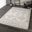 Product Image of Ivory, Grey (8434) Moroccan Area Rug