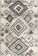 Product Image of Moroccan Grey, Ivory, Charcoal (8425) Area Rug