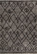 Product Image of Moroccan Grey, Black (8428) Area Rug