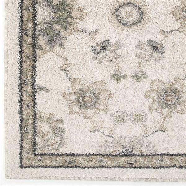Beige, Grey, Tan (9013) Traditional / Oriental Area Rug