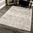 Product Image of Beige, Grey (9018) Traditional / Oriental Area Rug