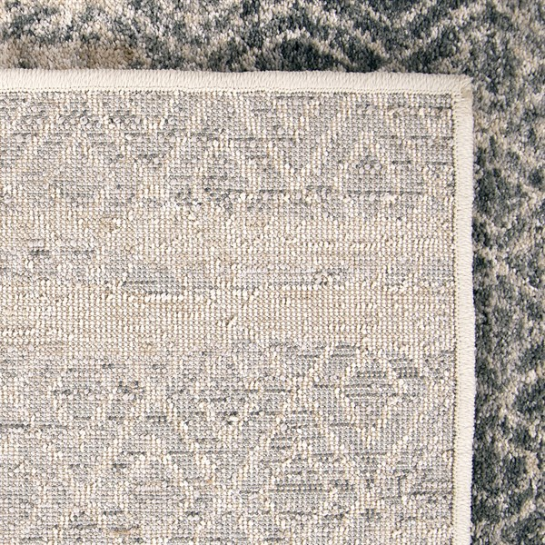 Grey, Beige, Taupe (9019) Moroccan Area Rug