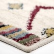 Product Image of Off White, Cream Bohemian Area Rug
