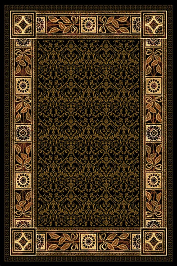 Tobacco (550-22156) Traditional / Oriental Area Rug