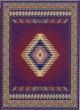 Product Image of Southwestern / Lodge Burgundy (940-27034)  Area Rug