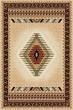 Product Image of Southwestern / Lodge Cream (940-27097)  Area Rug