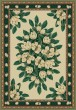 Product Image of Floral / Botanical Cream (940-37097)  Area Rug