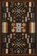 Product Image of Southwestern / Lodge Brown (940-38550) Area Rug