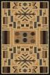 Product Image of Southwestern / Lodge Grey (940-38572) Area Rug