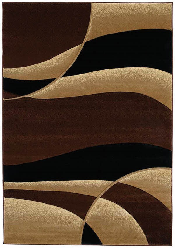Toffee (510-22859) Contemporary / Modern Area Rug