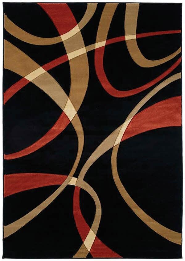 Terracotta (510-21329) Contemporary / Modern Area Rug