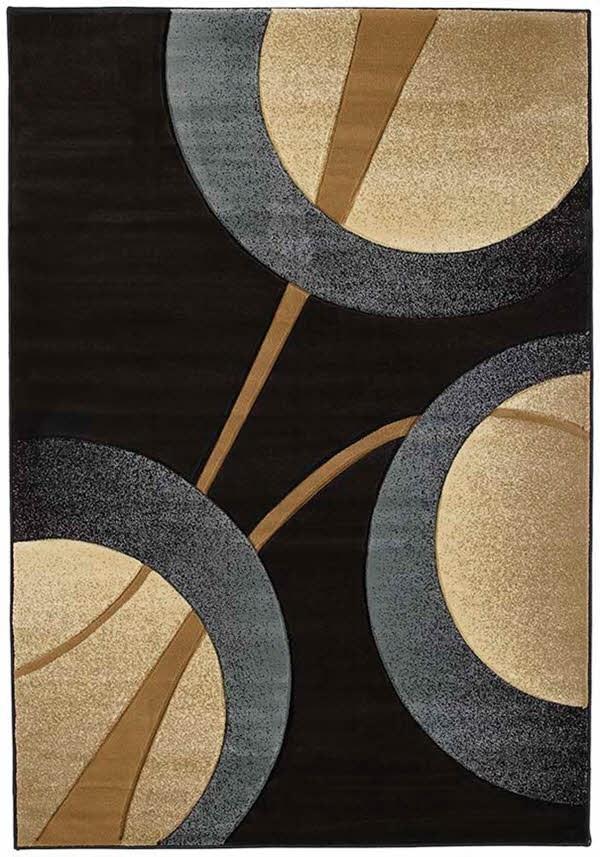 Smoke Blue (510-22066) Contemporary / Modern Area Rug