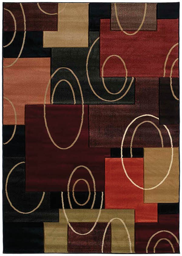 Onyx (510-20576) Contemporary / Modern Area Rug
