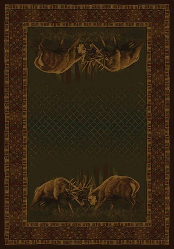 Hunter (534-54174) Southwestern / Lodge Area Rug