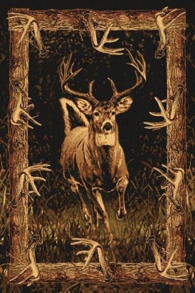 Toffee (512-27159) Animals / Animal Skins Area Rug