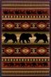 Product Image of Southwestern / Lodge Terracotta (512-25829) Area Rug