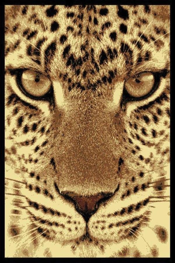 Brown (910-02750) Animals / Animal Skins Area Rug