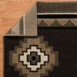 Product Image of Brown (401-01250) Southwestern / Lodge Area Rug