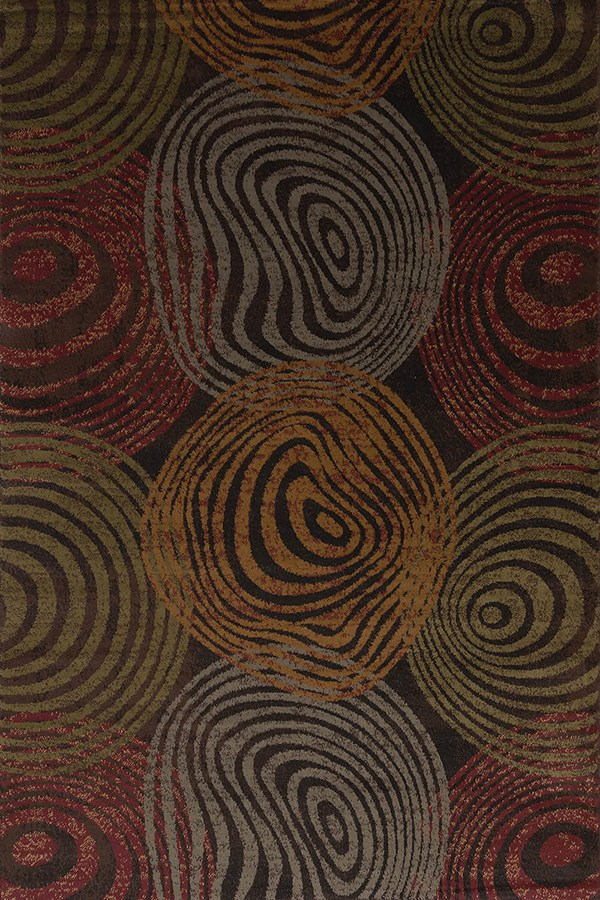 Olive (750-00475) Contemporary / Modern Area Rug