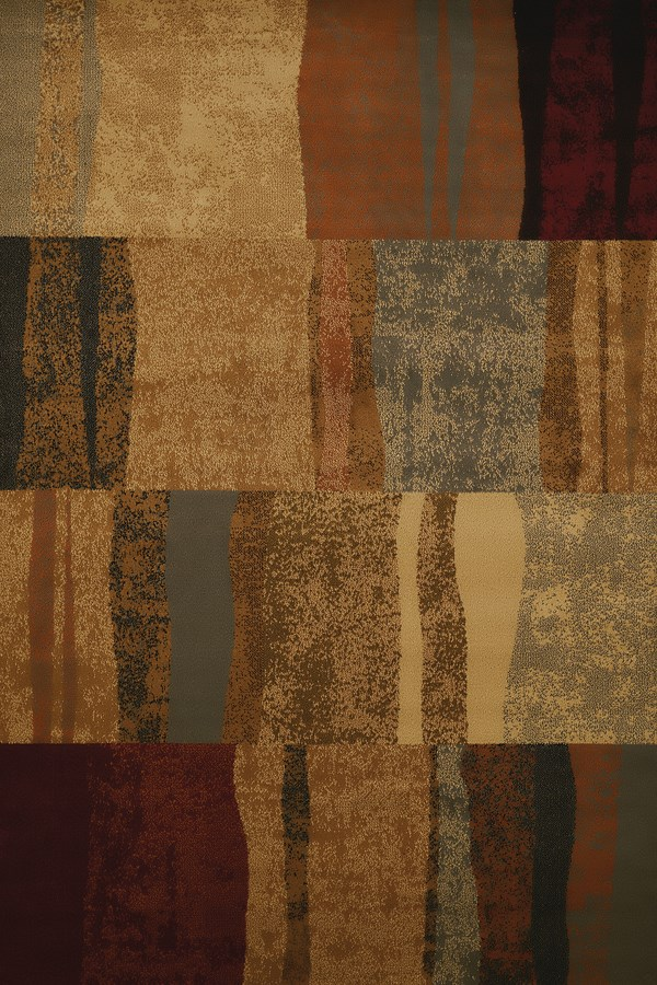 Brown (750-04550) Transitional Area Rug