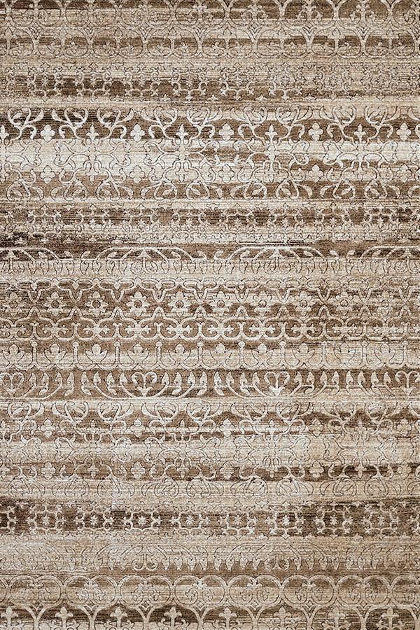 Beige, Brown (1800-40626) Transitional Area Rug