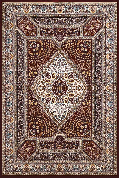 Ruby, Ivory (1900-01139) Traditional / Oriental Area Rug
