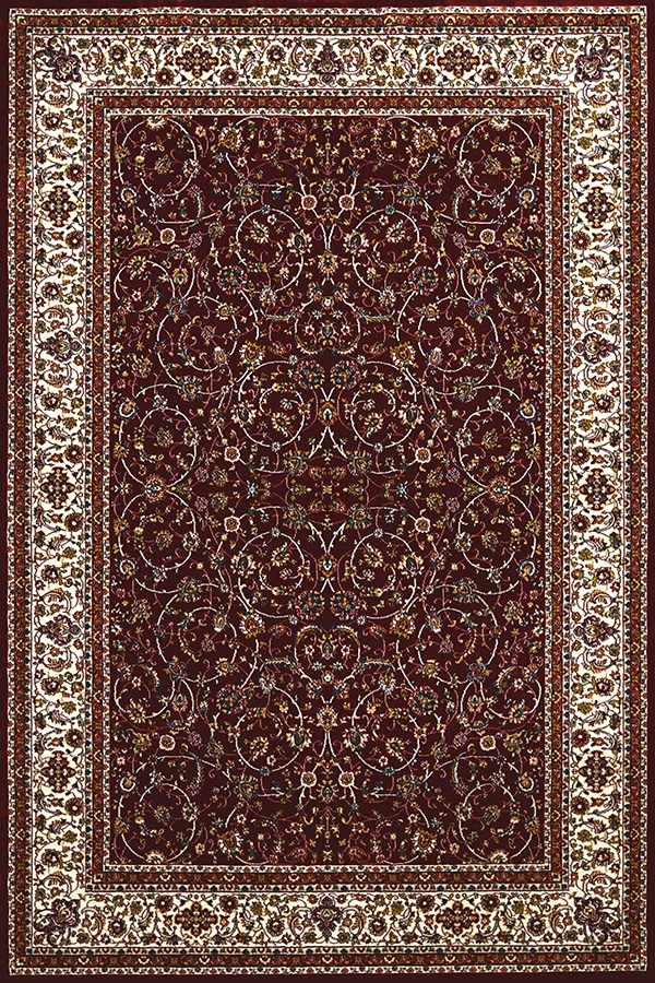 Ruby, Ivory (1900-01439) Traditional / Oriental Area Rug