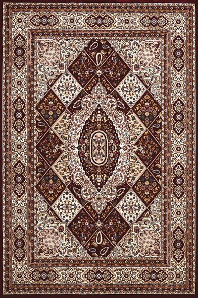 Ruby, Tan (1900-01739) Traditional / Oriental Area Rug