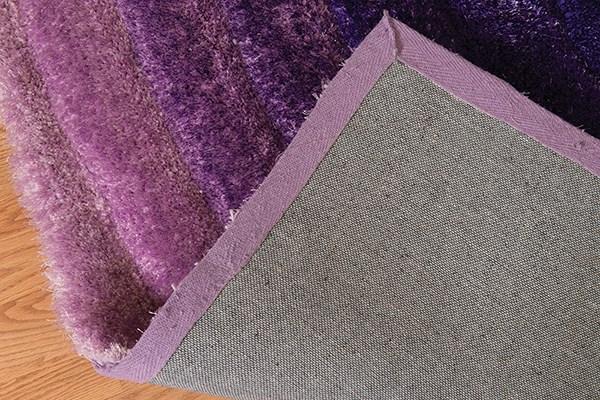 Violet (2100-20883) Shag Area Rug