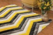 Product Image of Yellow (2100-21212) Shag Area Rug