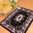 Product Image of Black (950-10870) Traditional / Oriental Area Rug