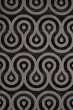 Product Image of Contemporary / Modern Black (950-10270) Area Rug