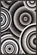 Product Image of Grey (950-10372) Contemporary / Modern Area Rug