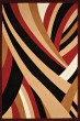 Product Image of Contemporary / Modern Red (950-10530) Area Rug