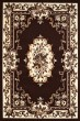 Product Image of Traditional / Oriental Dark Brown (950-10655) Area Rug