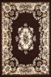 Product Image of Traditional / Oriental Dark Brown (950-10855) Area Rug