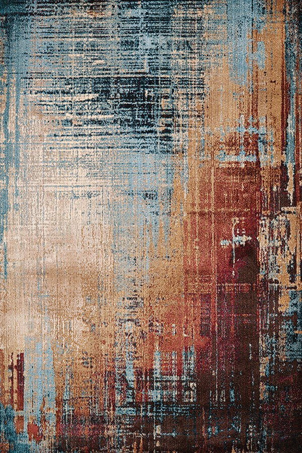 Cerulean (3000-00675) Contemporary / Modern Area Rug