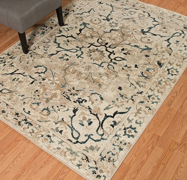 Linen (3001-00397) Vintage / Overdyed Area Rug