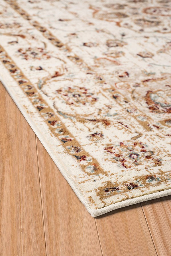 Linen (3001-00497) Vintage / Overdyed Area Rug