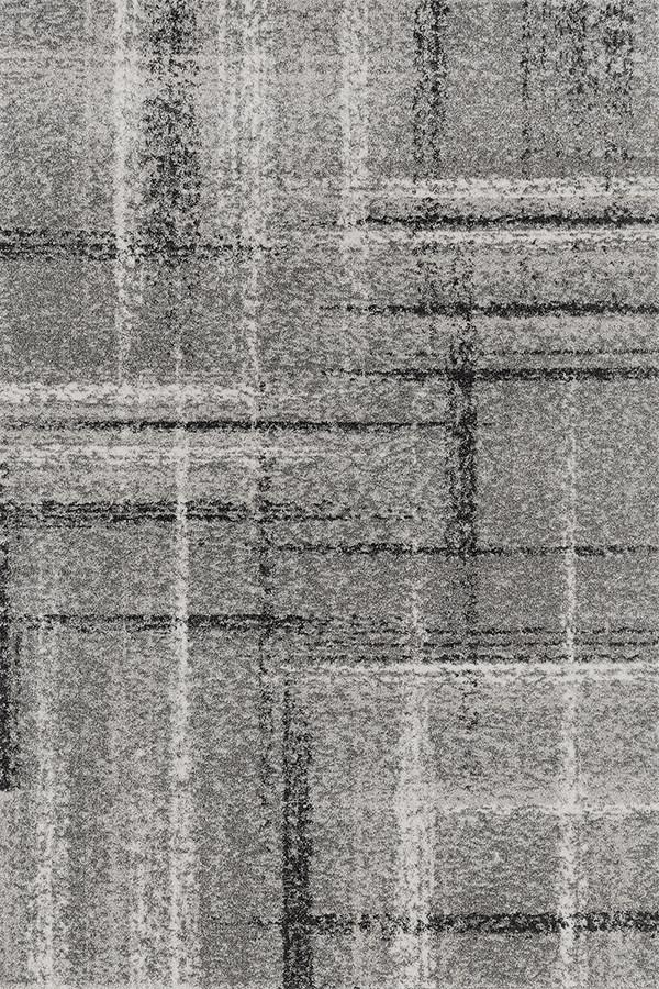 Grey (403-10572) Contemporary / Modern Area Rug