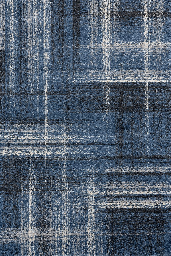 Midnight Blue (403-10561) Contemporary / Modern Area Rug