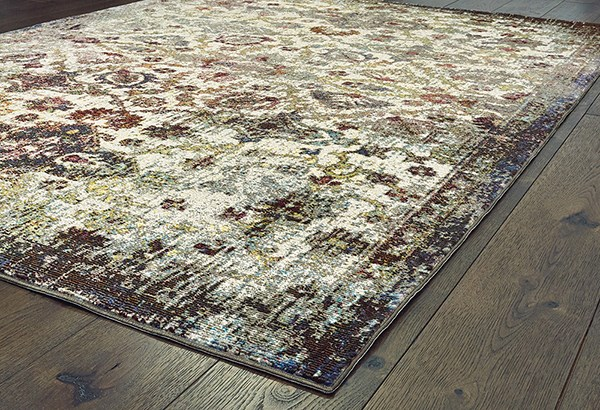 Natural (1831-30917) Traditional / Oriental Area Rug