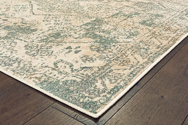 Canvas (3003-40193) Traditional / Oriental Area Rug