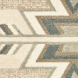 Product Image of Light Brown (3003-40652) Southwestern / Lodge Area Rug
