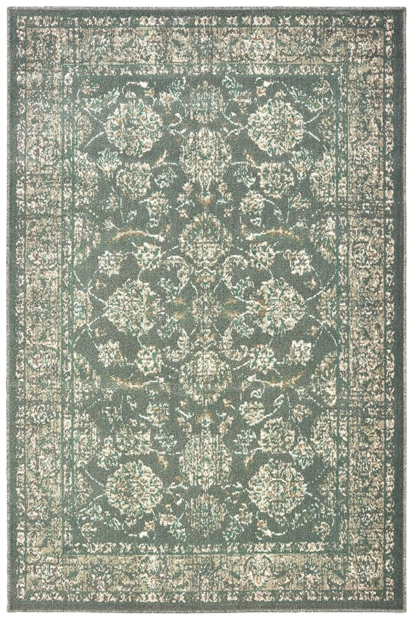 Charcoal (3003-40277) Traditional / Oriental Area Rug