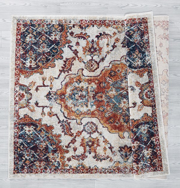 Cream (1815-30190) Traditional / Oriental Area Rug