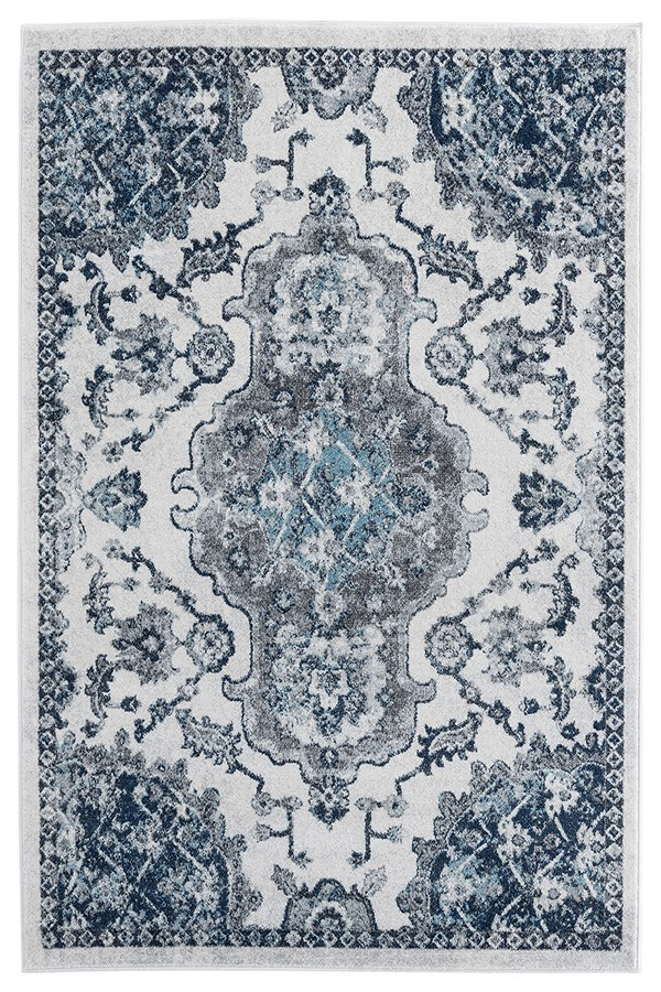 Ivory (1815-30115) Traditional / Oriental Area Rug