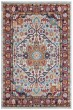 Product Image of Traditional / Oriental Light Blue, Grey (1815-30475) Area Rug